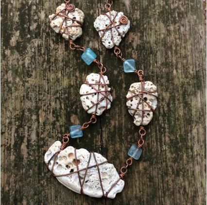 sanibel island necklace